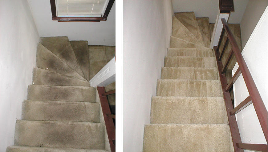 Charming Carpet Cleaning Stairs