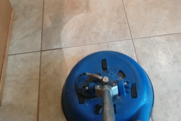 Tile and Grout - SaniCare Carpet Cleaning Albuquerque